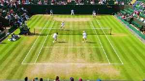 News video: Highlights of day 10 at Wimbledon