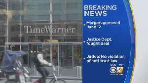 Justice Department Appealing AT&T, Time Warner Merger [Video]