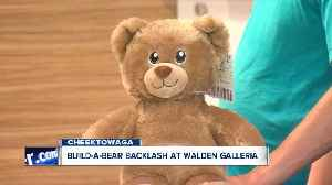 News video: Build-A-Bear closes all stores amid overwhelming crowds for 'Pay Your Age' promotion