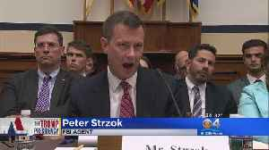 News video: Shouting Match Erupts At FBI Agent Peter Strzok's House Panel Hearing