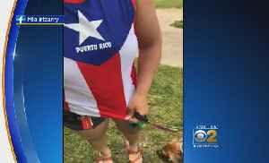 News video: Woman 'Genuinely Fearful' After Puerto Rico Shirt Harassment Incident