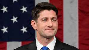 News video: Paul Ryan: 'My Car Was Eaten By Animals'