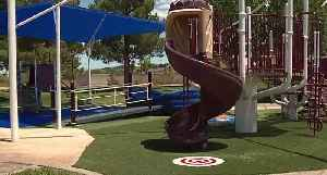 Two more Henderson parks receive equipment to be more accessible [Video]