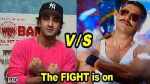 News video: Ranbir V/S Ranveer | The FIGHT is on | IFFM