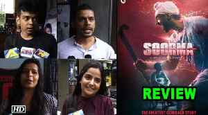 News video: Soorma Public REVIEW | Diljit Dosanjh lives Sandeep Singh