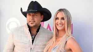 Jason Aldean & Wife Brittany Expecting Baby #2 [Video]