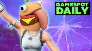 Fortnite Season 5 Looks Like A Wild Ride - GameSpot Daily [Video]