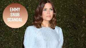 Why was Mandy Moore snubbed by the Emmys? [Video]