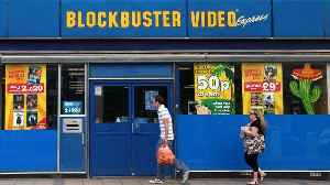Blockbuster Saying Good Bye To More Of Its Remaining Stores [Video]