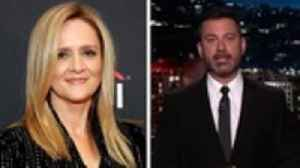 Late Night Emmy Nominations: Hosts React | THR News [Video]