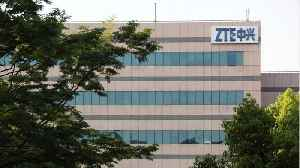 U.S. Ban On China's ZTE Lifted [Video]