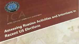 Russian Spies Accused Of 2016 U.S. Election Hacking [Video]