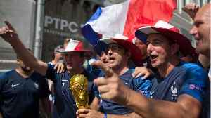 Croatia And France To Play For The World Cup And $10M [Video]