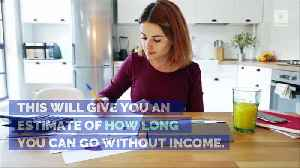 5 Tips to Keep Your Finances in Check While You Job Hunt [Video]