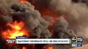 FD: More details in Phoenix Safeway fire [Video]