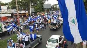 Protests in Nicaragua on Eve of General Strike [Video]