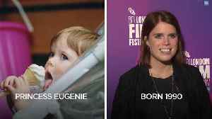 Royal babies over the years [Video]