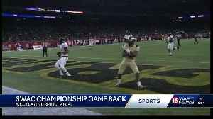 SWAC Championship Game back after hiatus [Video]