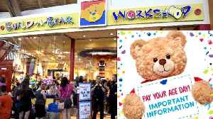 Build-A-Bear Workshop Promotion Causes Chaos at Stores Around the Country [Video]