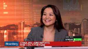 Trade Spat Unlikely to Derail China's Growth, UBS's Kwok Says [Video]