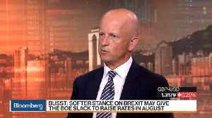 Will Still See Volatility in Sterling, Says Conning's Busst [Video]