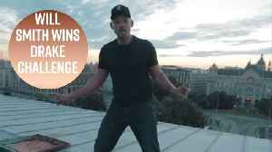 Will Smith gets son Jaden's approval with #InMyFeelingsChallenge [Video]