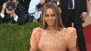Beyonce comes with Balmain capsule collection [Video]
