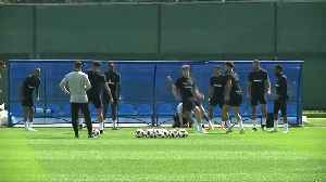 England train for second World Cup encounter with Belgium [Video]