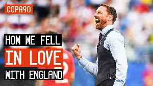 How England Fell in Love Again With Gareth Southgate's England [Video]