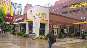 100 sickened after eating McDonald's salads [Video]