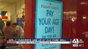 All 3 metro Build-a-Bear locations overwhelmed with customers on 'Pay Your Age' day [Video]
