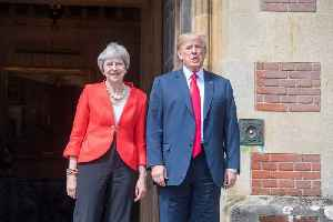 Trump and May to Hold Joint News Conference, Chaos Erupts in Congress, Serena Rolls Into Wimbledon Finals, and More [Video]
