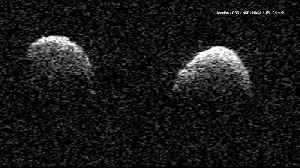Astronomers Discover Rare Double Asteroid Orbiting Each Other [Video]