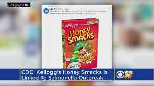 News video: 'Do Not Eat This Cereal': CDC Links Honey Smacks, Salmonella