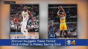 Report: Nuggets Ship Off Kenneth Faried [Video]