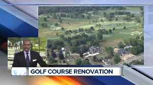 Oakland Hills to undergo course renovation with goal of hosting majors [Video]