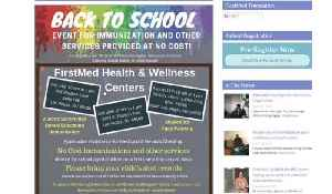 Free back-to-school immunizations for kids [Video]
