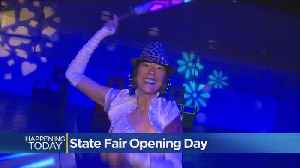 California State Fair Officially Opens [Video]