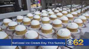The Scoop: National Ice Cream Day Deals and Michigan's Favorite Flavor [Video]