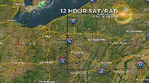Reporter Update: Latest Afternoon Weather Update From Jeff Verszyla [Video]