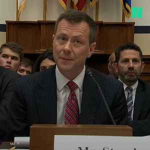Faces Of Strzok [Video]