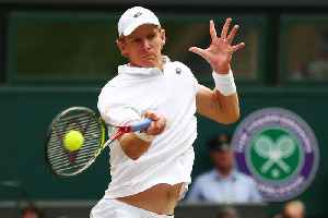 News video: Kevin Anderson Outlasts John Isner in Record-Breaking Wimbledon Match