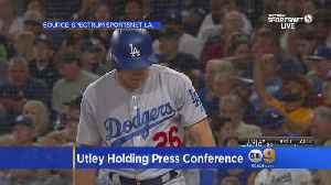 Dodgers' Chase Utley To Announce Retirement: Report [Video]