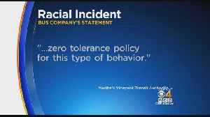Martha's Vineyard Transit Authority Driver Fired For Racist Action [Video]