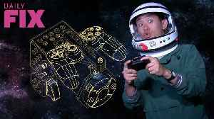 NASA Engineer Takes Xbox & PS4 Controllers to the Space Age [Video]