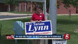 New Law: Schools Must Display 'In God We Trust' In Clear View [Video]