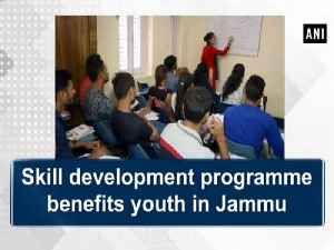 Skill development programme benefits youth in Jammu [Video]