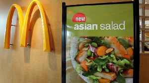 3,000 McDonald's Stores Stop Selling Salads Amid Parasite Outbreak [Video]