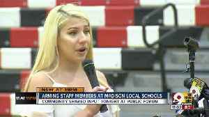 Madison school shooting shaped -- and split -- community's views on guns in schools [Video]