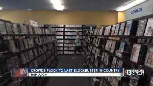 News video: Last Blockbuster Video store - take a look inside